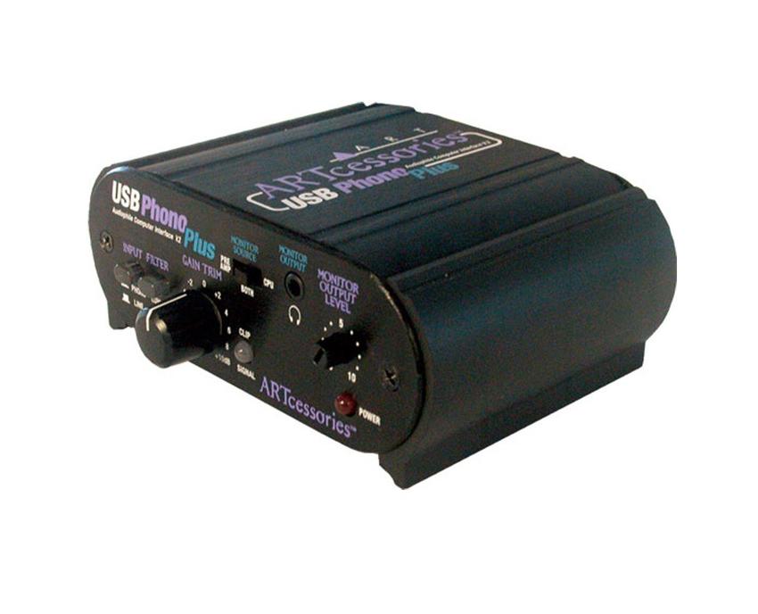 ART USB Phono V2 USB Audio Interface