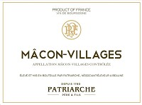 Patriarche Pere & Fils Macon-Villages 2013