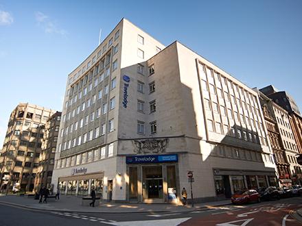 Travelodge: Liverpool Central Exchange Street Hotel
