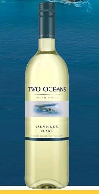 Two Oceans Sauvignon Blanc 2014