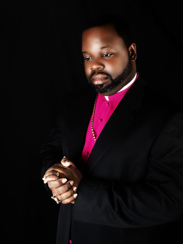 Bishop J. Donald Edwards, II