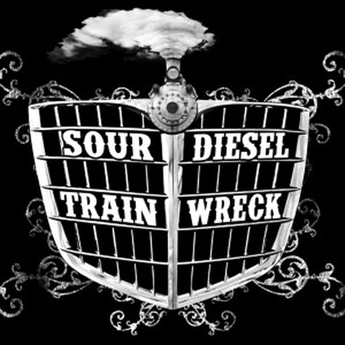 Sour Diesel Trainwreck
