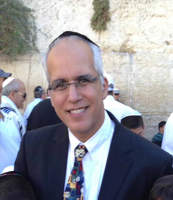 Rabbi Tully Bryks
