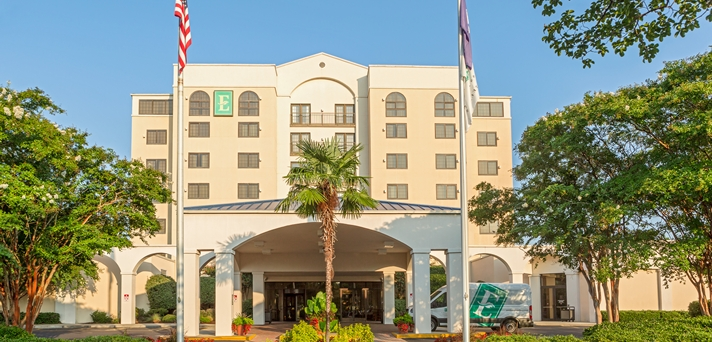 Embassy Suites By Hilton Columbia Greystone