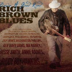 Rich Brown Blues wiki, Rich Brown Blues review, Rich Brown Blues history, Rich Brown Blues news