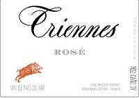 Domaine de Triennes Vin de Pays du Var Rose 2014