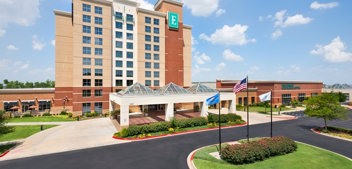 Embassy Suites By Hilton Norman Hotel & Conference Center