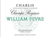 William Fevre Chablis Champs Royaux 2013
