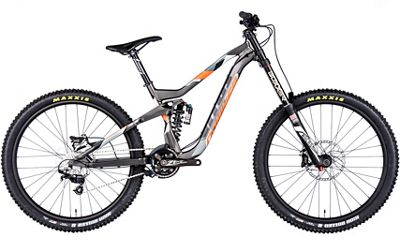 Vitus Bikes Dominer DH Suspension Bike 2016
