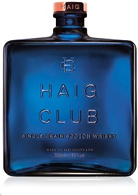 Haig Club Scotch