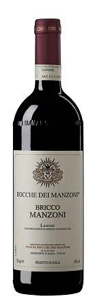 Podere Rocche dei Manzoni Langhe Bricco Manzoni 2004