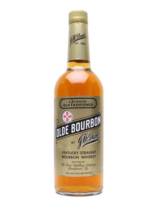 J W Dant Olde Bourbon