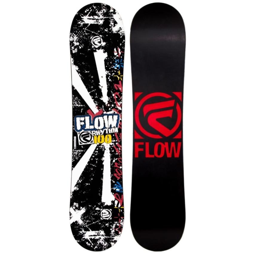 Flow Rhythm Youth Rental Snowboard