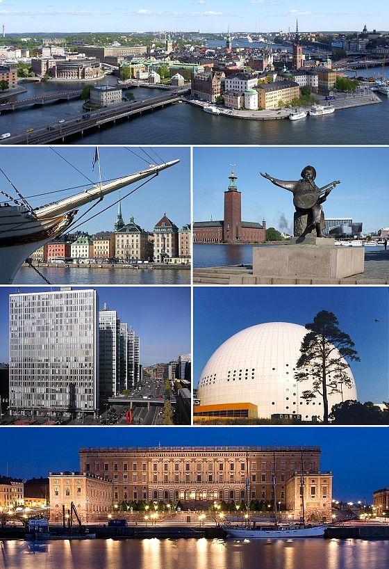 Stockholm wiki, Stockholm history, Stockholm news