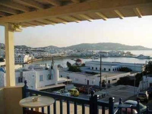Stelios Pension Mykonos Town