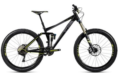 Cube Fritzz 180 HPA Race Suspension Bike 2016