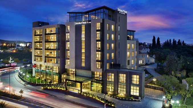 Doubletree By Hilton Hotel Istanbul - Tuzla