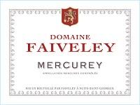 Domaine Faiveley Mercurey Rouge 2014