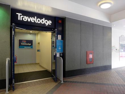 Travelodge: Worcester Hotel