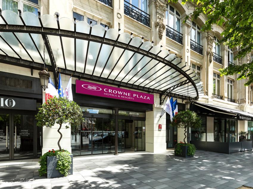 Crowne Plaza Paris-Republique