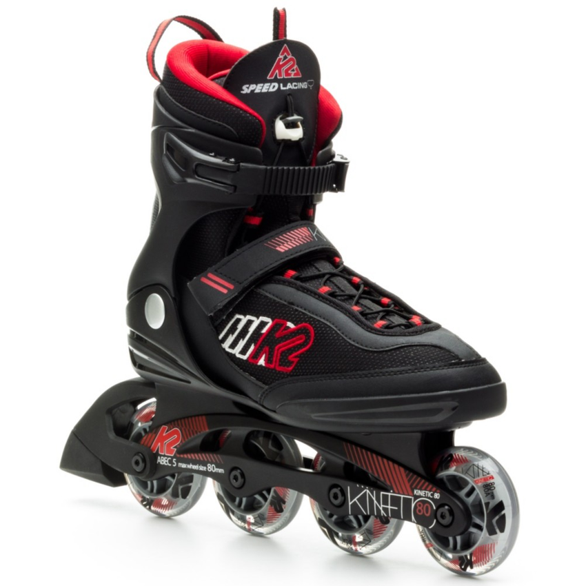 K2 Kinetic 80 Inline Skates