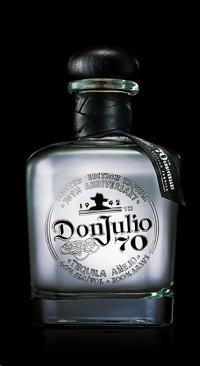 Don Julio Tequila Anejo Claro 70Th Anniversary