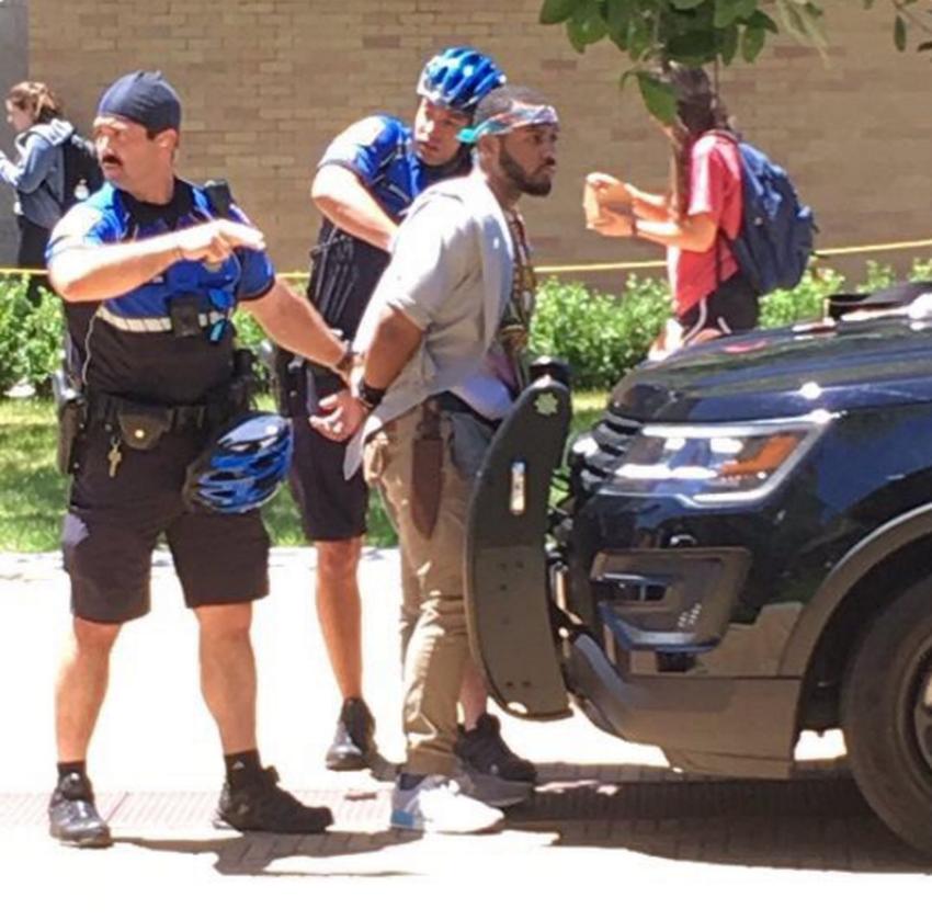 Multiple Students Injured Two Suspects In Custody At Stem: BLACK MUSLIM CONVERT Kendrex Jermaine White Stabbing Spree