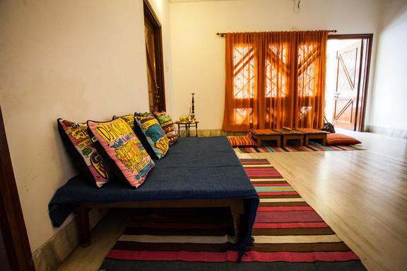 Stops Hostel Varanasi