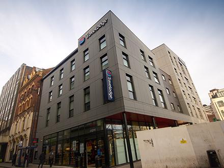 Travelodge: Birmingham Central Moor Street Hotel