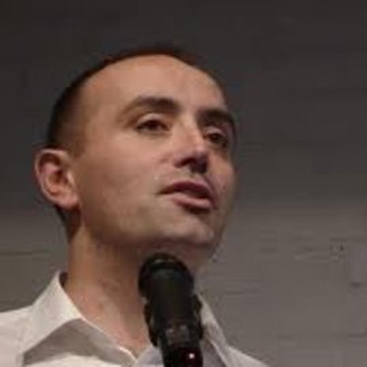 Simon McDermott