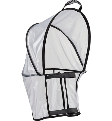 Tour Trek Push Cart Adjustable Rain Hood