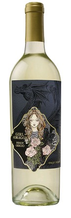 Girl & Dragon Pinot Grigio 2014