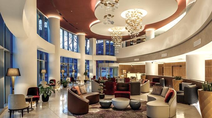 Doubletree By Hilton Hotel Yerevan City Centre