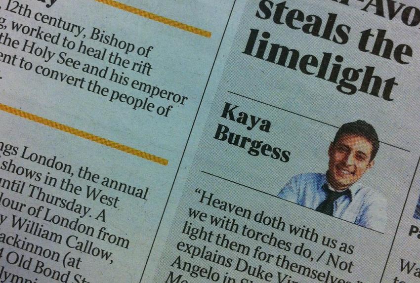 Kaya Burgess