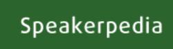Speakerpedia wiki, Speakerpedia review, Speakerpedia history, Speakerpedia news