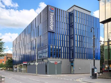 Travelodge: Peterborough Central Hotel