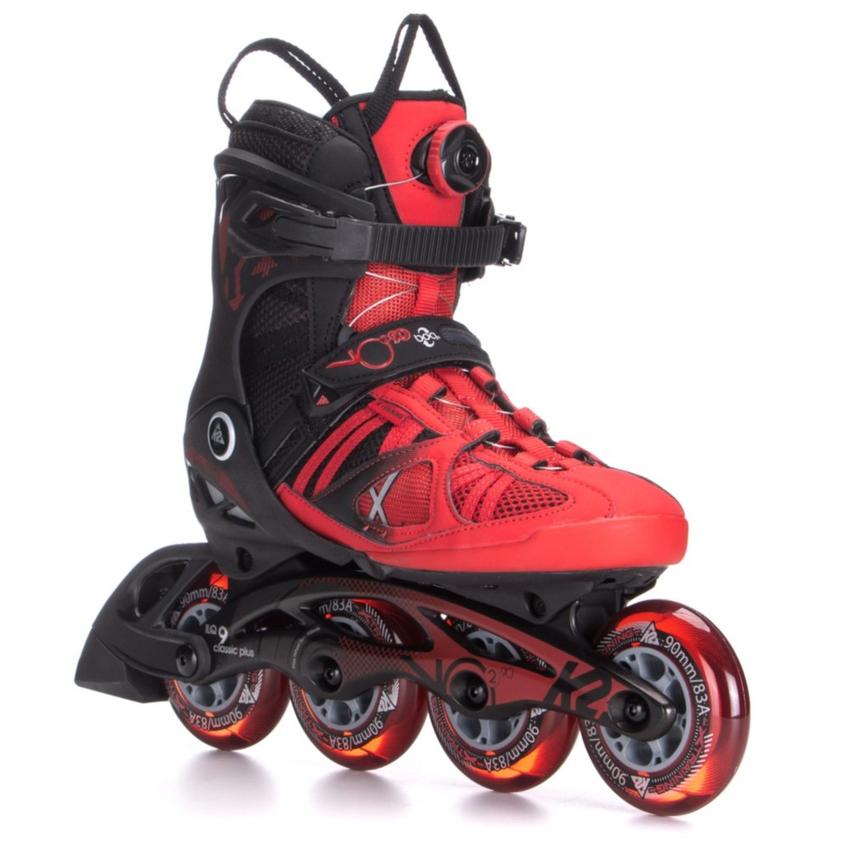 K2 VO2 90 Boa Inline Skates 2016