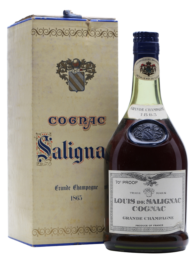 Salignac 1865 Cognac