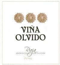 Vina Olvido Rioja Reserva 2007