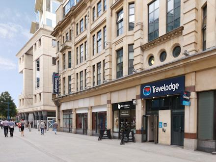 Travelodge: Cardiff Central Queen Street Hotel