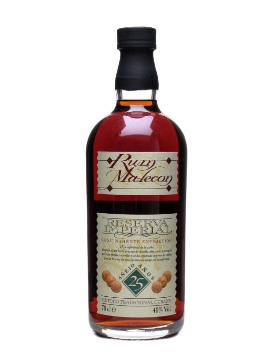 Malecon Reserva Imperial 25 Year Old Rum