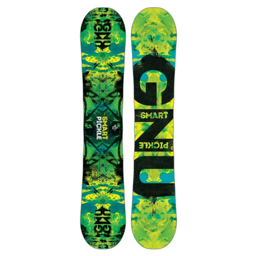 Gnu Smart Pickle PBTX Snowboard 2016