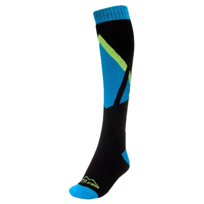 Bridgedale Skis.com Logo Ski Socks