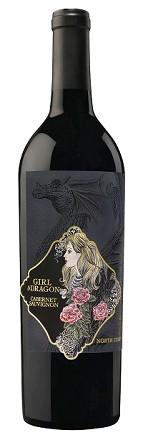 Girl & Dragon Cabernet Sauvignon 2013