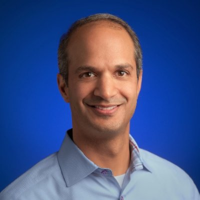 Anil's LinkedIn profile photo
