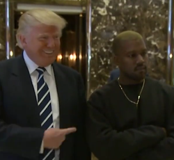 Kanye West Meets with President Donald Trump wiki, Kanye West Meets with President Donald Trump history, Kanye West Meets with President Donald Trump news