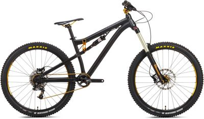 NS Bikes Soda Evo Air Suspension Bike 2016