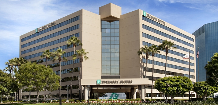 Embassy Suites By Hilton Irvine Orange County Airport