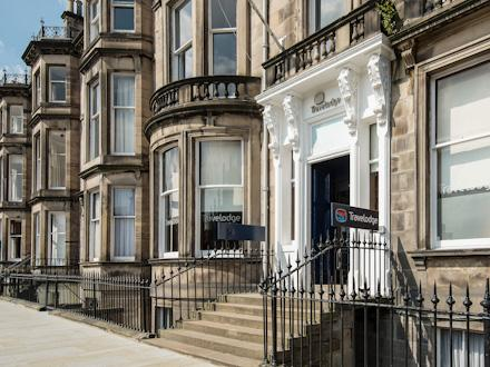 Travelodge: Edinburgh Haymarket Hotel