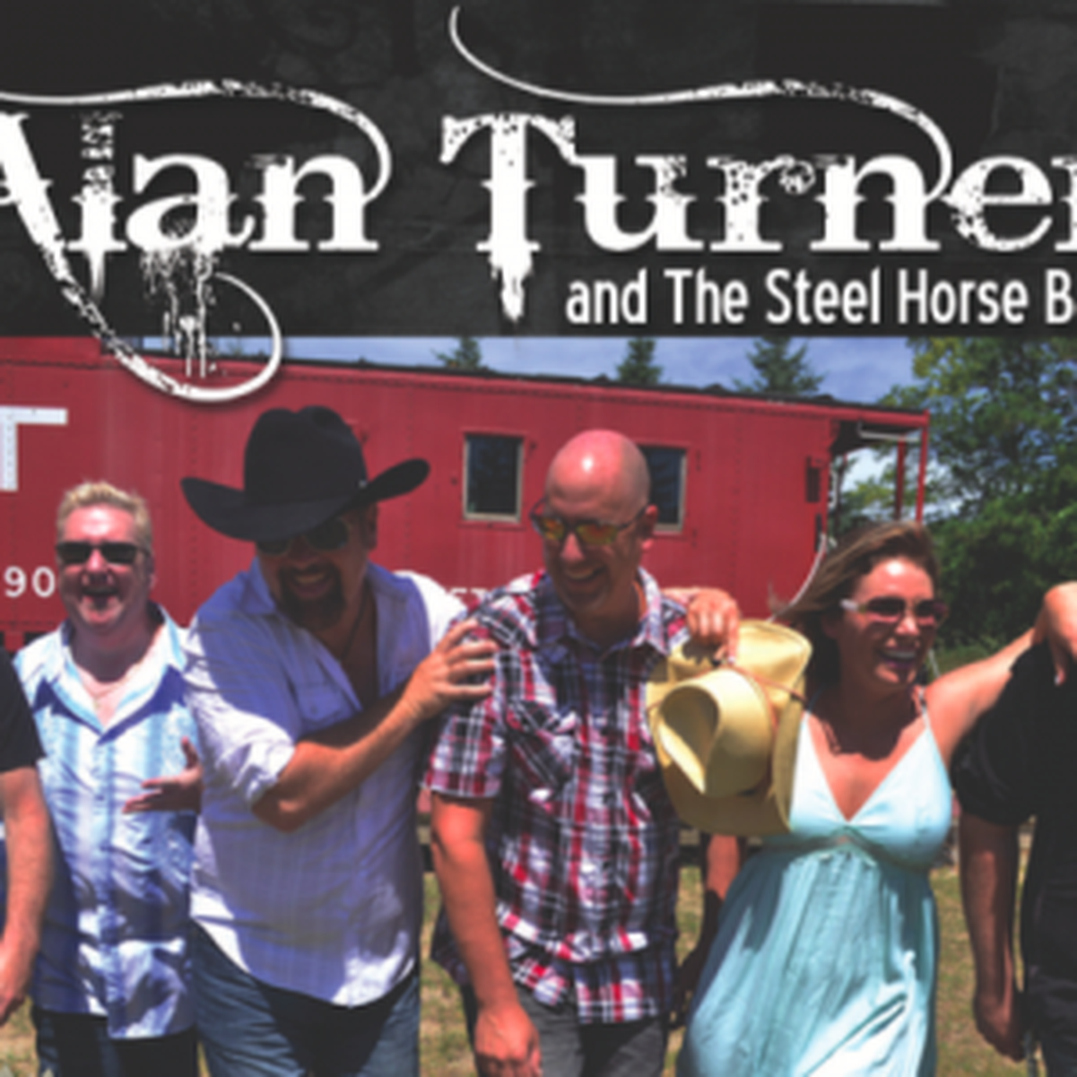 ALAN TURNER AND THE STEEL HORSE BAND